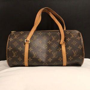 """Louis Vuitton purse """"Papillon NM"""""""